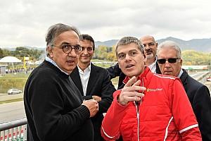 Formel 1 News Marchionne: Ferrari trauert Ex-Chefingenieur Sassi nicht hinterher