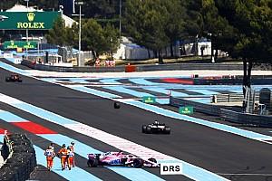 Formule 1 Actualités La FIA veut comprendre pourquoi Pérez a perdu une roue