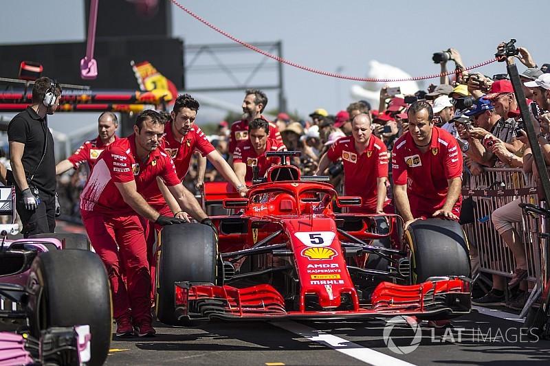 FIA, Ferrari'nin, gece çalışma iznini geri verdi!