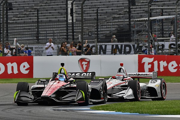 Wickens will be an IndyCar champion, says Power
