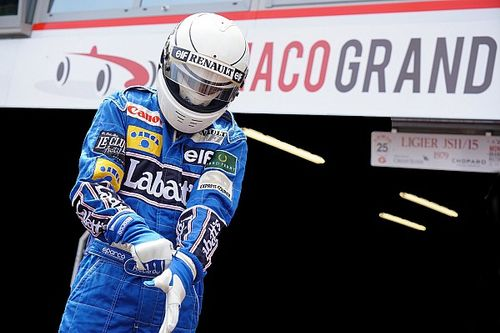 Patrese retorna às pistas nas 24 Horas de Spa
