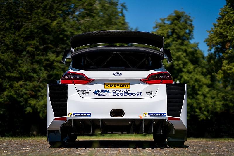 M-Sport, è ufficiale: la nuova aerodinamica della Fiesta debutterà in Finlandia, ma l'avrà solo Ogier