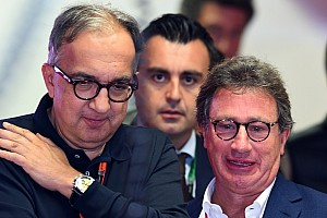 Formula 1 Breaking news Marchionne could step down from Ferrari role early