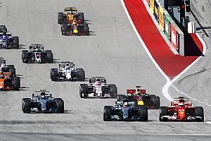 Formel 1 2017 in Austin: Das Rennergebnis in Bildern