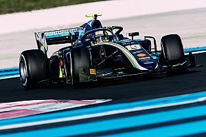 FIA Fórmula 2 Crónica de test Norris lidera un doblete de Carlin en Paul Ricard