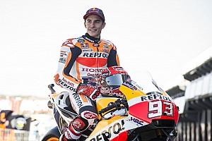 MotoGP Motorsport.com hírek Marquez a nagy előny ellenére sem vesz vissza Valenciában