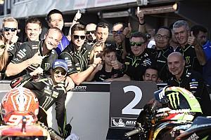 """MotoGP Noticias de última hora Zarco: """"Preferí asegurar la segunda plaza a irme al suelo"""""""