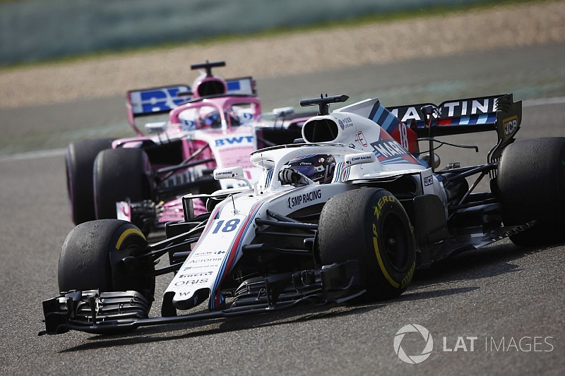 "Stroll : ""C'était possible de battre Force India"""