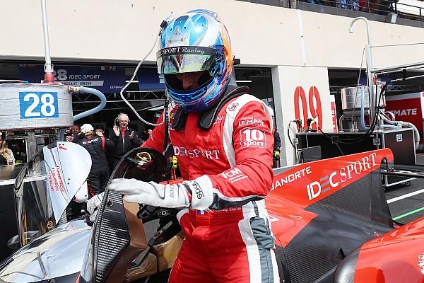 European Le Mans Noticias Pole position para Memo Rojas en Paul Ricard