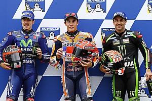 MotoGP Crónica de Clasificación La parrilla del GP de Australia de MotoGP