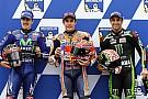 Parrilla de salida del Gran Premio de Australia de MotoGP