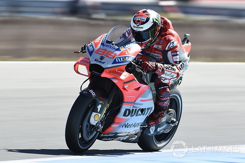 MotoGP limita regras aerodinâmicas para temporada 2019