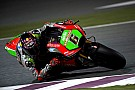 Bradl encouraged by Aprilia pace prior to crash