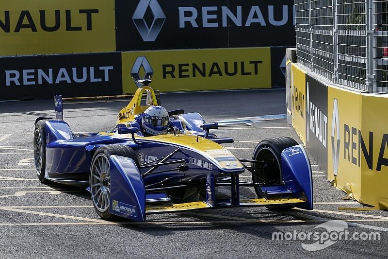 Formel E in London: Nicolas Prost auf der Pole-Position