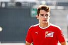 Charles Leclerc jadi kandidat pembalap cadangan Sauber