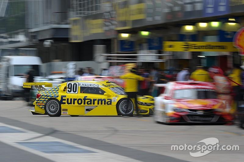 Ricardo Maurício lidera TL1 em SP; Fraga bate Barrichello