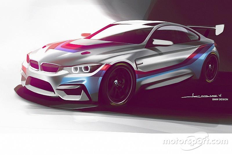 BMW introduceert M4 GT4