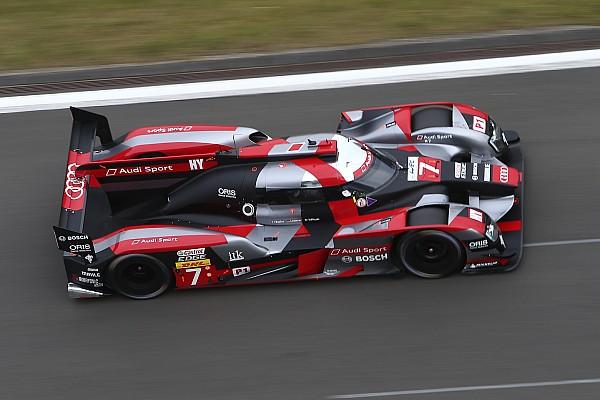 WEC Nurburgring: Ungguli Porsche, Audi kunci barisan terdepan