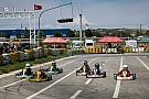 Türkiye - Karting Uşak pisti karting ile renklendi