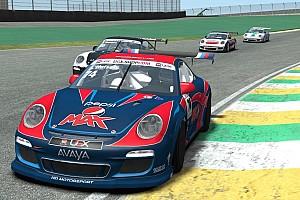 Videogames Special feature Live sim racing: SRVN Porsche Cup op Nürburgring