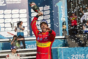 Formula E Entrevista Lucas Di Grassi no se confía con el liderato de Fórmula E