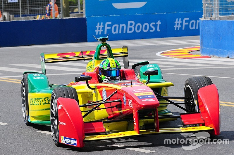 Lucas di Grassi wins another Formula E trophy