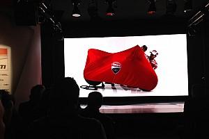 MotoGP Новость Ducati покажет новый «короткий» мотоцикл 15 января