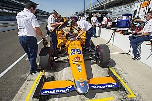 IndyCar Prove libere Video Live: terzo giorno di libere alla Indy 500 per Fernando Alonso