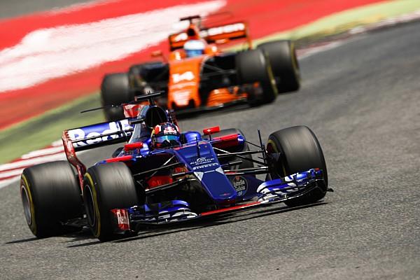 Формула 1 Новость Квят: Объяснения провалу в квалификации в Испании до сих пор нет
