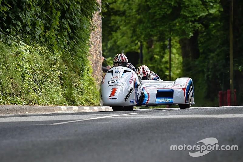 Isle of Man TT: Sieg für Ben & Tom Birchall bei der Sidecar TT