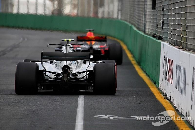 """Pirelli: """"La degradación está por debajo del objetivo"""""""