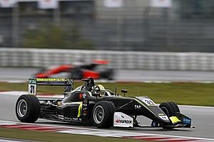 F3-Euro Reporte de la carrera Lando Norris también gana bajo la lluvia de Nurburgring