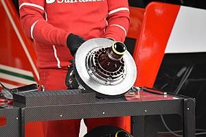 Formula 1 Top List Gallery: Key F1 tech shots at Belgian GP