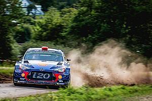 WRC Actualités Quatre Hyundai officielles engagées au Pays de Galles