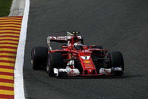 Formel 1 Trainingsbericht Formel 1 2017 in Spa: Ferrari vor Mercedes im 1. Training