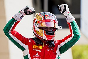 FIA F2 Commento La colonna di Leclerc: da quattordicesimo al primo successo in F2