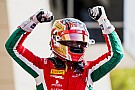 FIA F2 Leclerc column: From 14th to first for maiden F2 win
