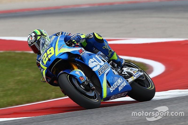 【MotoGP】今季初ポイントのイアンノーネ「スズキへの期待高すぎた」