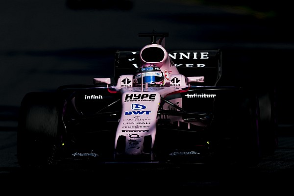 Formula 1 Top List Gallery: Best photos of Force India from the Australian Grand Prix