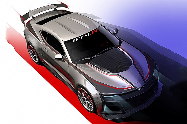 Triple Eight manager open to Camaro Supercar