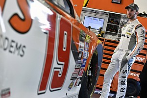 NASCAR Cup Commentary Suarez's unlikely path to NASCAR stardom is one of determination
