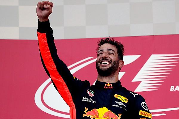 Formula 1 Yarış raporu Azerbaycan GP: Bol olaylı yarışta Ricciardo kazandı, Bottas finişte 2. oldu!
