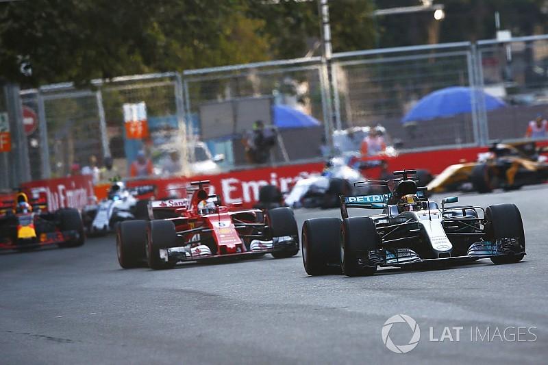 Vettel contro Hamilton: