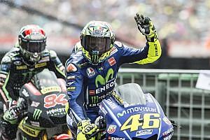 MotoGP Rennbericht MotoGP 2017 in Assen: Valentino Rossi triumphiert, Maverick Vinales stürzt