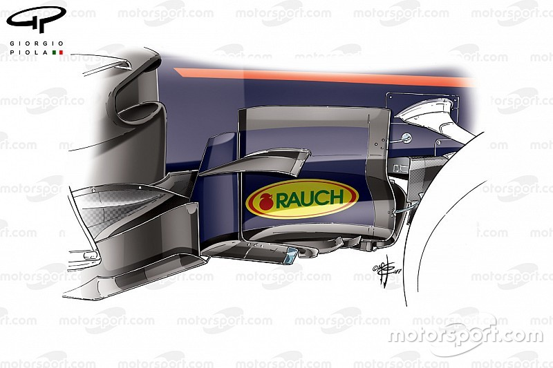 Video: Die Updates am Red Bull RB13 als 3D-Animation
