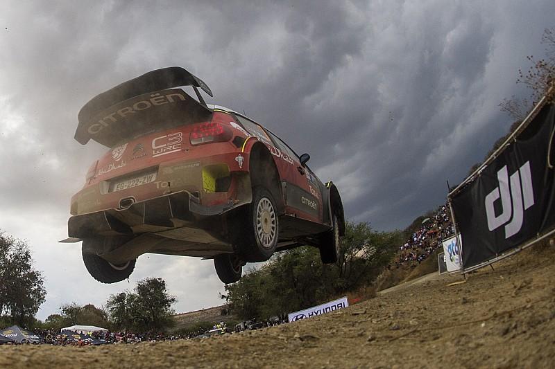 "Kris Meeke: Mexiko-Sieg nach Abflug in der WRC-Powerstage ""Glück"""