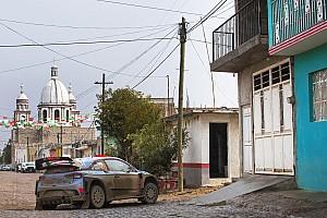 WRC Noticias de última hora Dani Sordo quiere olvidar el Rally de México