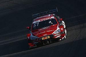 DTM Résumé d'essais La nouvelle RS 5 DTM a pris la piste à Vallelunga