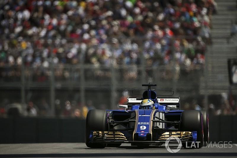 Кальтенборн призвала Sauber прорываться в середину пелотона