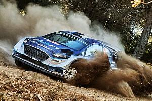 WRC Laporan leg WRC Italia: Tanak klaim kemenangan perdananya